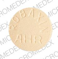 Robaxin (methocarbamol) Side Effects